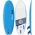 STORM BLADE 4ft10 MINI SURFBOARD - AZ BLUE