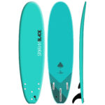 STORM BLADE 7ft SURFBOARD - TURQUOISE