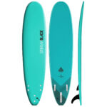 STORM BLADE 8ft SURFBOARD - TURQUOISE
